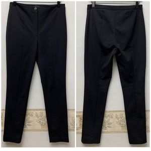 Theory Clean Cigarette Key Style Ankle Pants